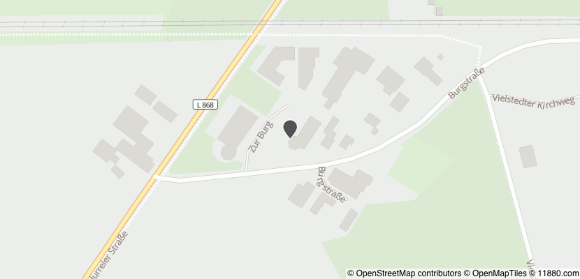 Auf Stadtplan Hude, Oldenburg anzeigen