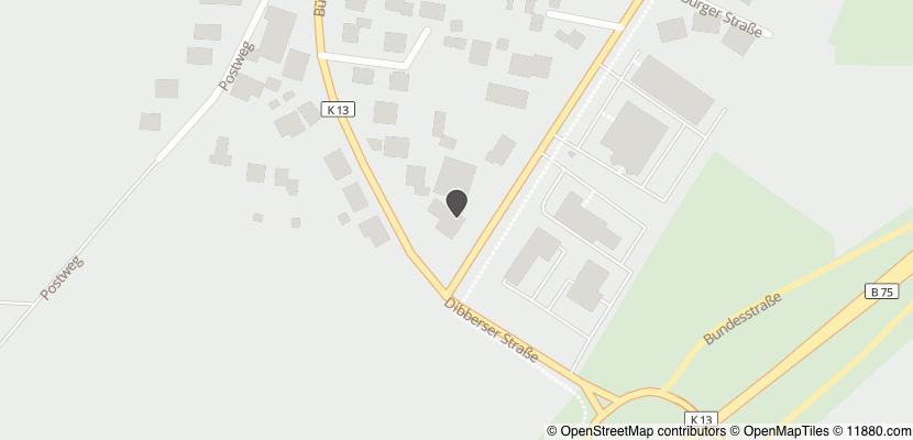 Auf Stadtplan Buchholz in der Nordheide anzeigen
