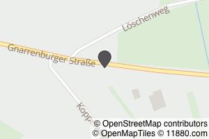 Auf Stadtplan Gnarrenburg anzeigen
