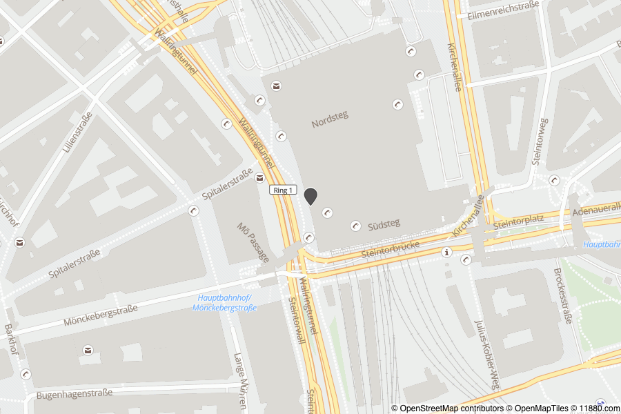Hamburg Hauptbahnhof Karte.Bahnhofsmission Hamburg Hauptbahnhof Hamburg St Georg
