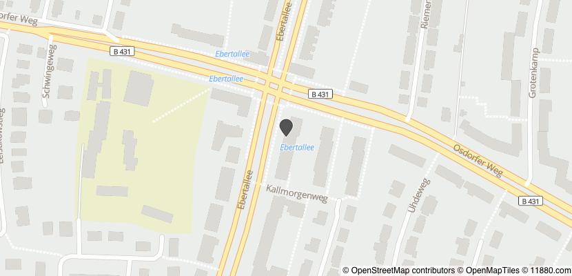 Auf Stadtplan Hamburg anzeigen