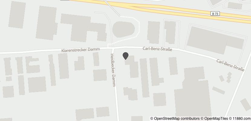 Auf Stadtplan Stade, Niederelbe anzeigen