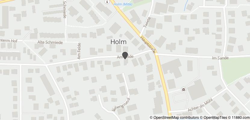 Auf Stadtplan Holm, Kreis Pinneberg anzeigen