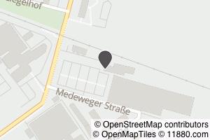 Auf Stadtplan Schwerin, Mecklenburg anzeigen