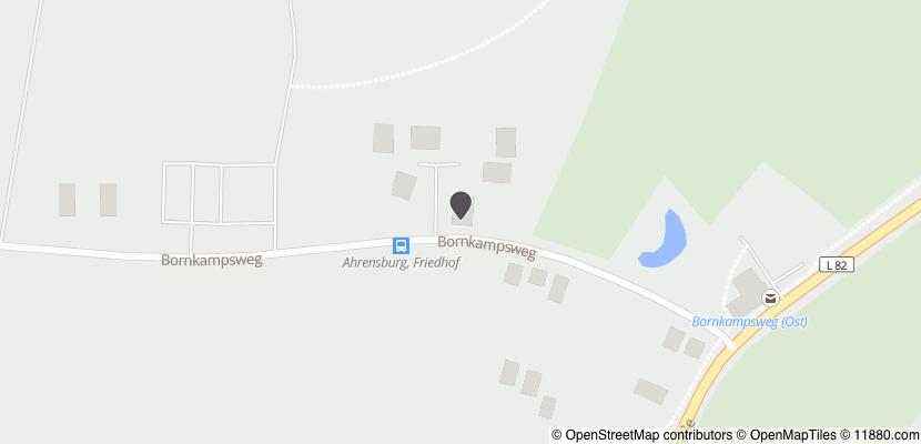 Auf Stadtplan Ahrensburg anzeigen