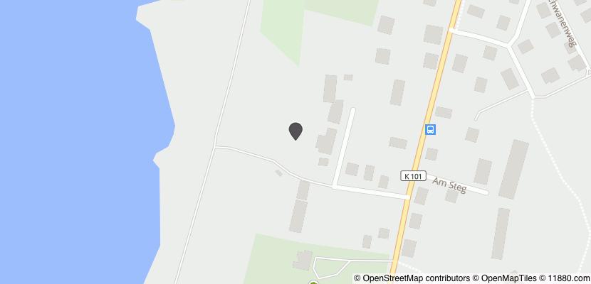 Auf Stadtplan Dobin am See anzeigen