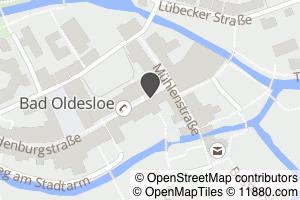 Auf Stadtplan Bad Oldesloe anzeigen
