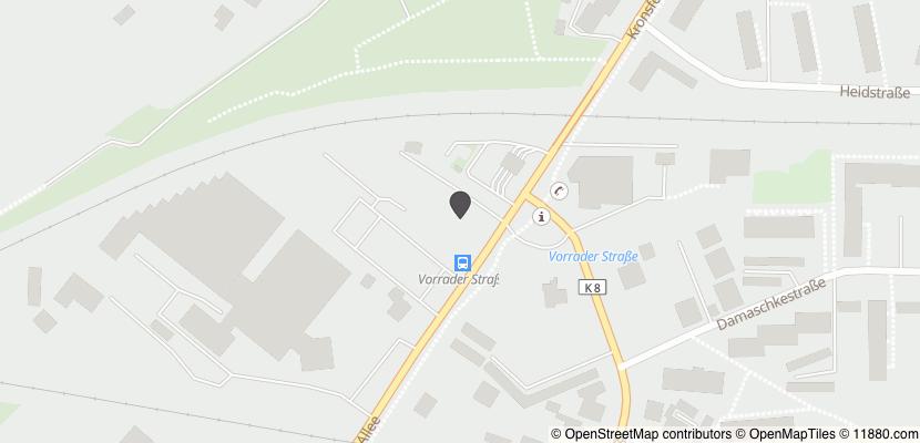 Auf Stadtplan Lübeck anzeigen