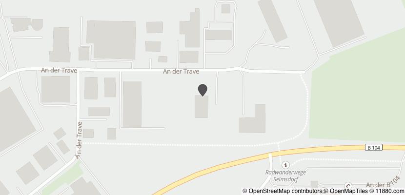 Auf Stadtplan Selmsdorf anzeigen