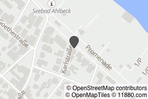 Auf Stadtplan Seebad Ahlbeck anzeigen