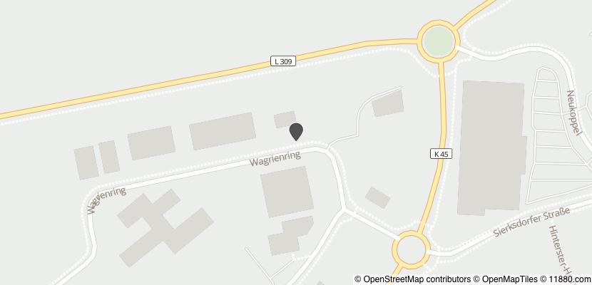 Auf Stadtplan Sierksdorf anzeigen