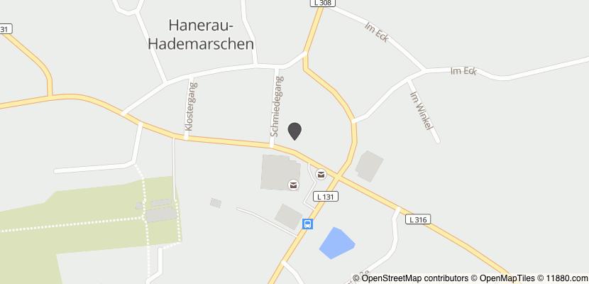 Auf Stadtplan Hanerau-Hademarschen anzeigen
