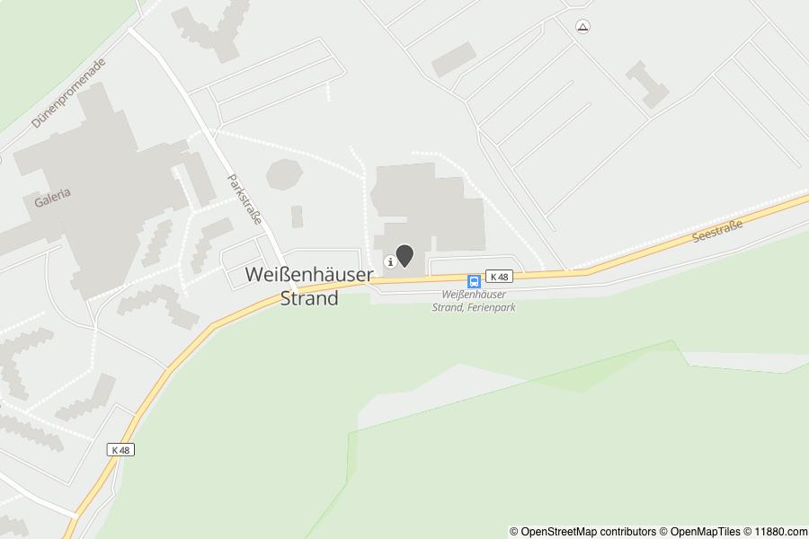 Columbus Park Weissenhauser Strand Tel 04361 55