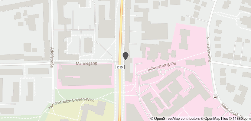 Auf Stadtplan Kiel anzeigen