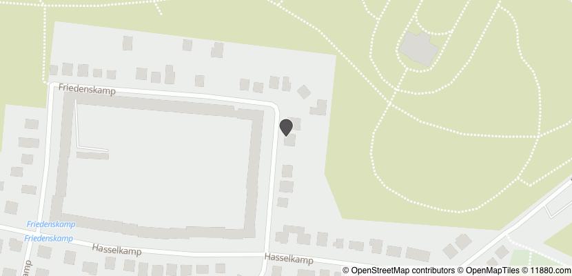 Auf Stadtplan Kronshagen anzeigen
