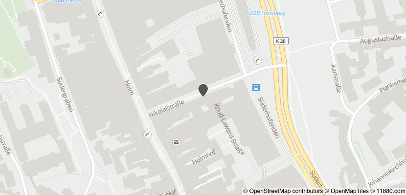 Auf Stadtplan Flensburg anzeigen